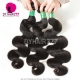 3 or 4 Bundle Deals Standard Brazilian Body Wave Virgin Hair Extensions More Wavy