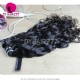 Lace Frontal With 3 Bundles Royal Virgin Peruvian Natural Wave Human Hair Extensions
