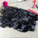 Best Match 4*4 Top Lace Closure With 3 or 4 Bundles Peruvian Natural Wave Standard Virgin Human Hair Extensions