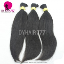 100% Virgin Human Hair Virgin Hair Straight Hair Bulk