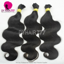 Bulk Hair Virgin Brazilian Body Wave100% Virgin Body Wave Remy Hair Extension