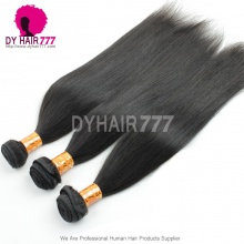1 Bundle Cheap Remy Indian Standard Hair Straight Virgin Hair Extension1