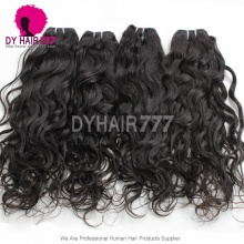 3 or 4 Bundle Deals Standard Virgin Hair Burmese Natural Wave Human Hair Extensions