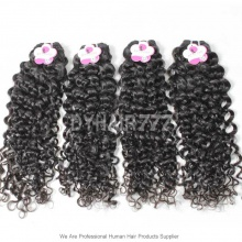 3 or 4 Bundles Royal Cambodian Virgin Hair Italian Curly Human Hair Extension