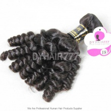 European Spiral Curly Wave 1 Bundle Royal Virgin Hair Extension
