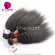 Royal 1 Bundle Burmese Virgin Hair Kinky Straight Human Hair Extension