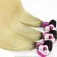Royal Brazilian Virgin Straight Hair 3 or 4 Bundles 1B/613 Ombre Hair Extension