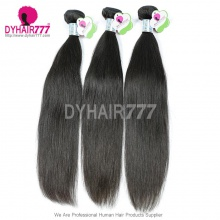 3 or 4pcs/lot Bundle Deals Wholesale Peruvian Standard Virgin Straight 100% Human Hair Extension