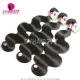 Best Match Top Lace Closure With 3 or 4 Bundles Standard Virgin Hair Malaysian Body Wave Human Hair Extenions