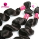 3 or 4 pcs/lot Standard Virgin Malaysian Hair Loose Wave Remy Hair Extensions