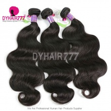 3 or 4pcs/lot Bundle Deals Wholesale Hair Weave Mongalian Standard Virgin Hair Extensions Body Wave