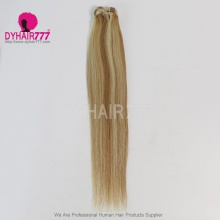 Color P10/24 Brazilian Straight Hair Human Hair Extension