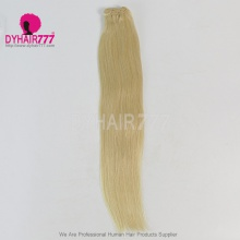 #22 Brazilian Straight Hair Human Hair Extension
