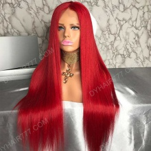 Lace Front Wig 180% Density Human Hair Customize Wig 10 Working Days Ready RFST36-L