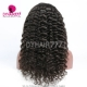 360 Lace Wig 180% Density Virgin Human Hair Loose Wave Pre Plucked