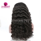 360 Lace Frontal Wig Pre Plucked Virgin Human Hair Loose Wave 130% Density 360 Lace Wig