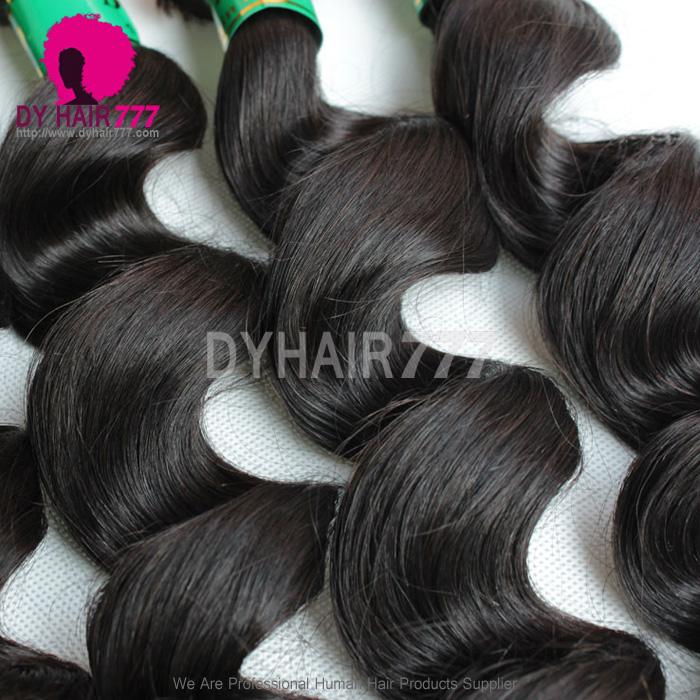 3 Or 4 Bundle Deals Standard Hair Extension Brazilian Loose Wave 100