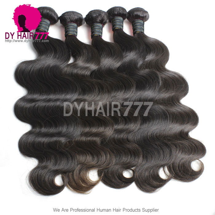 3 Or 4pcslot Peruvian Standard Human Hair Weave 100 Vrgin Hair