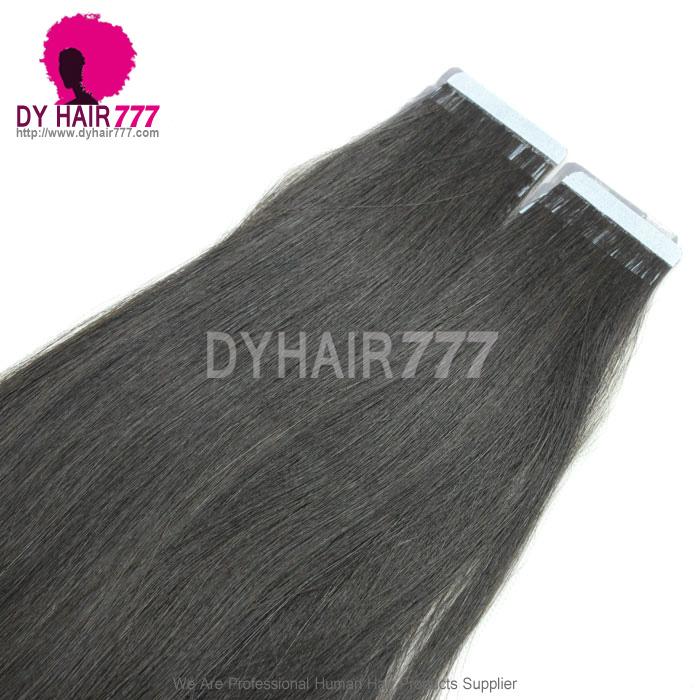 Brazilian Virgin Hair Wholesale Straight Human Hair Weaves Tape