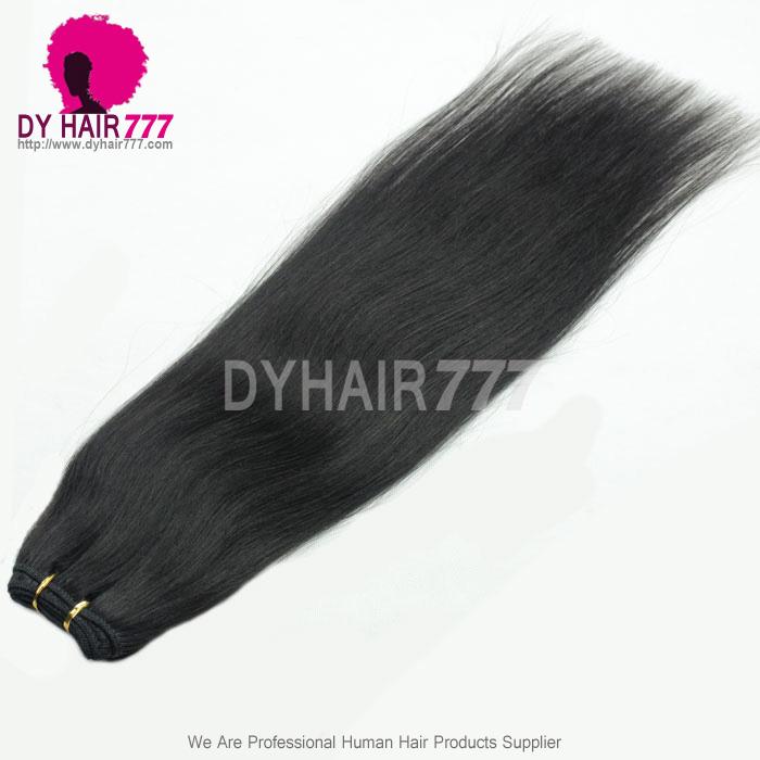 1b Brazilian Vrgin Hair Cheap High Quality Thick Human Hair Weave