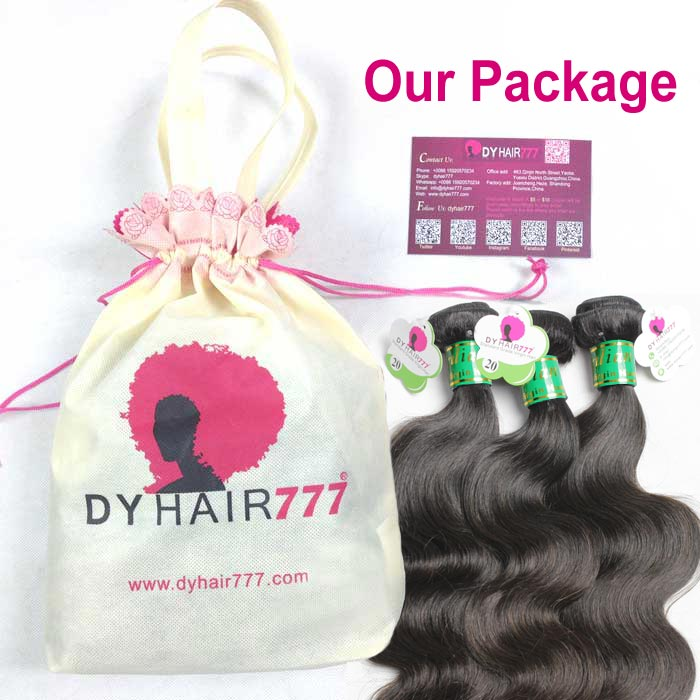 Wholesale 1 Bundle Cheap Brazilian Standard Body Wave Virgin Hair