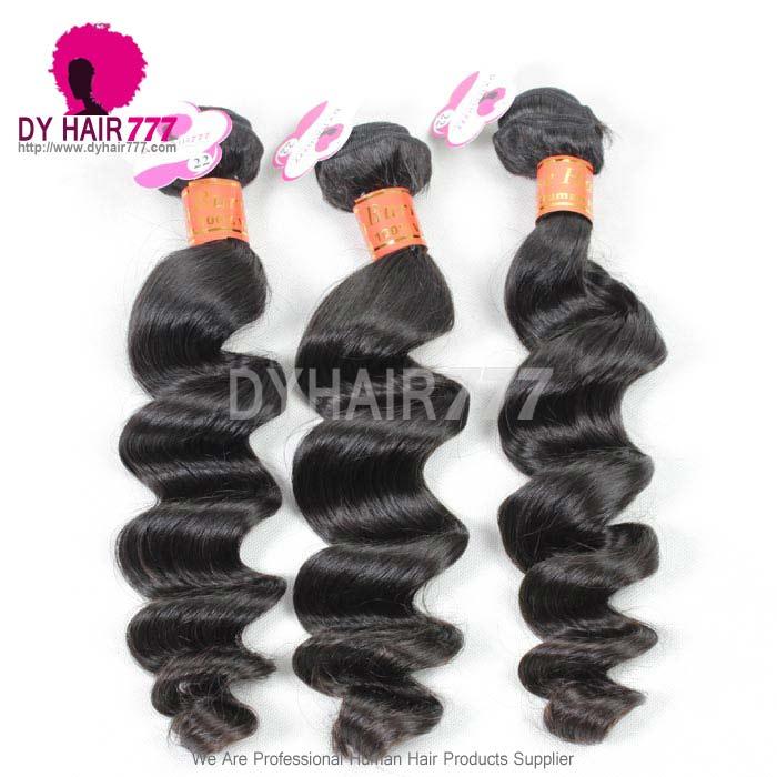 3 Or 4 Bundle Deals Royal Virgin Hair Burmese Loose Wave Human Hair