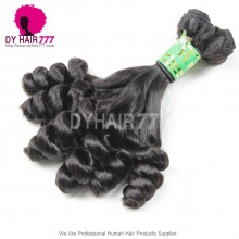 Good Quailty Royal Brazilian Funmi Hair 100% Human Virgin Hair Extensions Funmi Curl Bundles 7 days customization