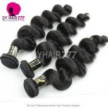 European Royal Virgin Hair Loose Wave Remy Hair 1 Bundle Mixed Length Available