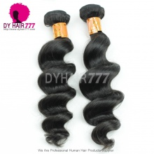 1 Bundle Cheap Indian Standard Remy Hair Loose Wave Virgin Hair
