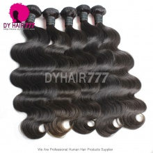 3 or 4pcs/lot Peruvian Standard Human Hair Weave 100% Vrgin Hair Body Wave