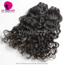Virgin unprocessed Natural Wave Malaysian Standard Human Hair 1 Bundle