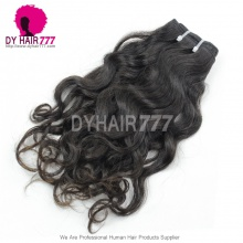 100% Virgin Malaysian Royal Remy Hair Natural Wave Hair Extensions 1 Bundle