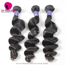 3 or 4pcs/lot Royal Cambodian Virgin Hair Loose Wave Human Hair Extension