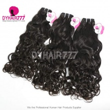 Best Match 4*4 Top Lace Closure With 3 or 4 Bundles Peruvian Natural Wave Royal Virgin Human Hair Extensions
