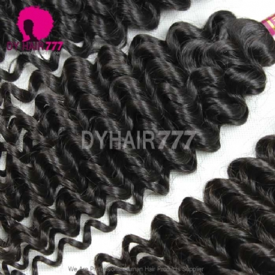 royal brazilian virgin deep curly hair extensions natural