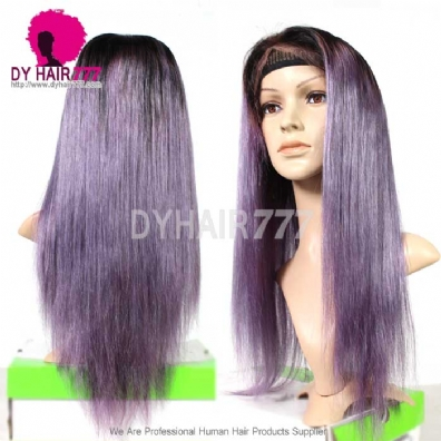 130 density lace front wig color 1bpurple ombre straight hair 130 density lace front wig color 1bpurple ombre straight hair virgin human lace wig virgin human hair extensions virgin hair fantasy dyhair777 pmusecretfo Images