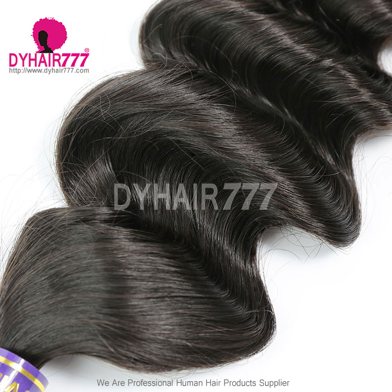 Unprocessed 1 Bundle Top Quality Cambodian Standard Virgin Hair