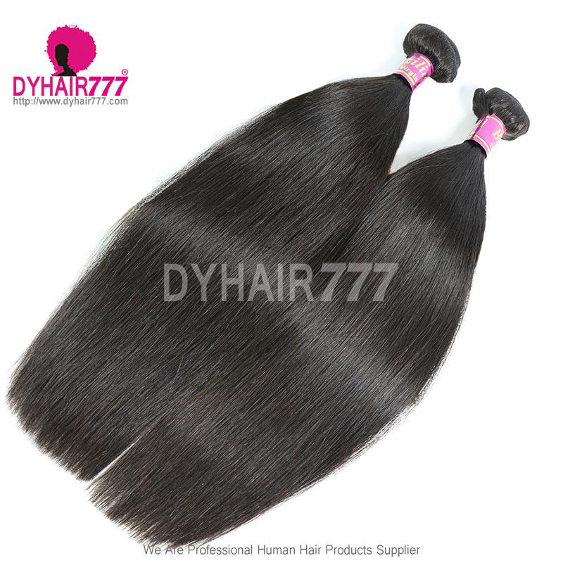 1 Bundle Royal Brazilian Virgin Hair Posh Straight 100 Unprocessed
