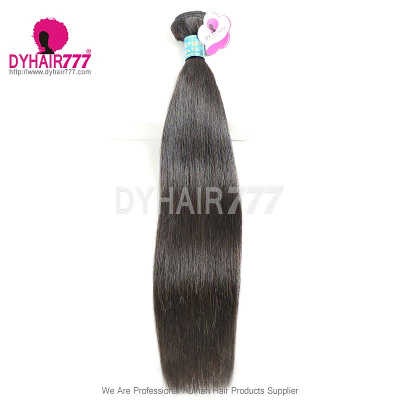 Peruvian Royal Straight Virgin Hair 1 Bundle 100 Unprocessed Remy