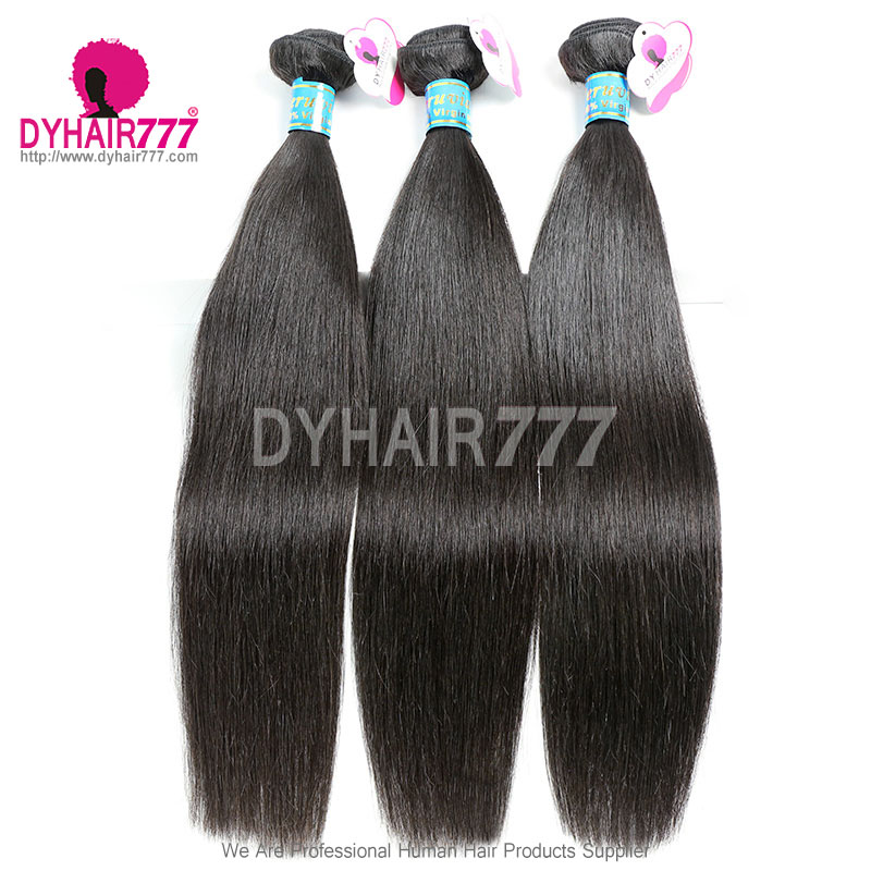 3 Or 4pcslot Peruvian Royal Straight Virgin Hair 100 Unprocessed
