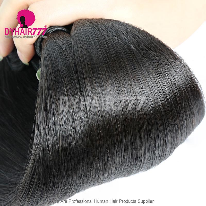 European Royal Straight Hair Weaves 1 Bundle Cheap Virgin Hair