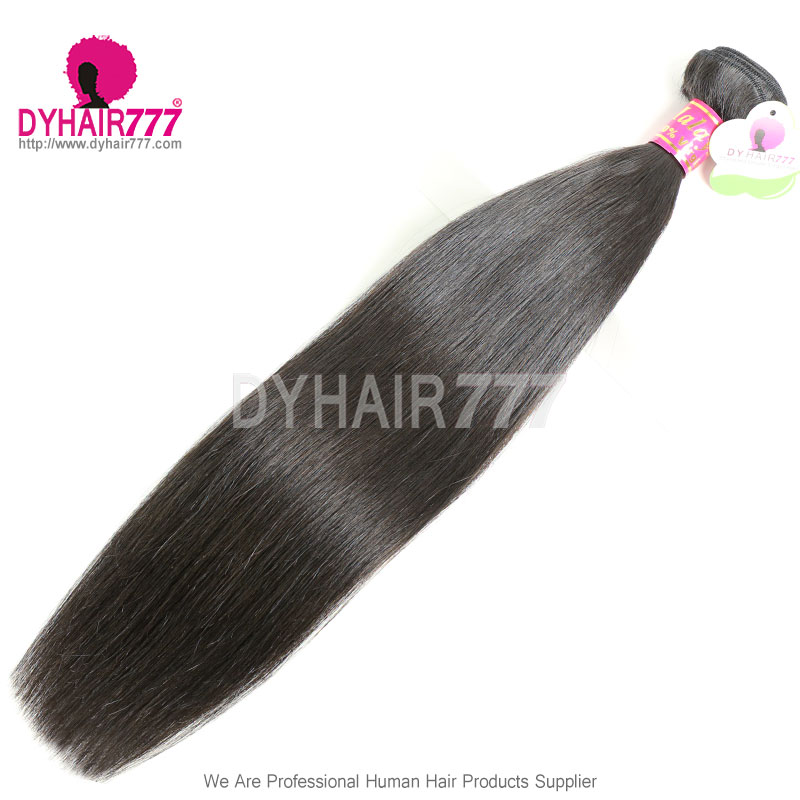 Malaysian Standard 1 Bundle Virgin Hair Extension Wholesale Straight