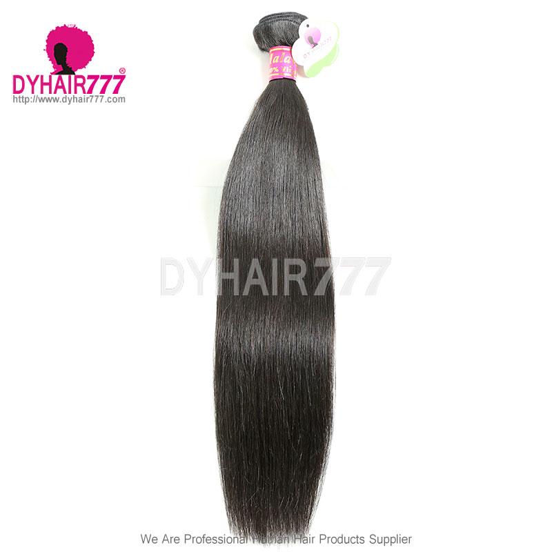 Malaysian Standard 1 Bundle Virgin Hair Extension Wholesale Straight