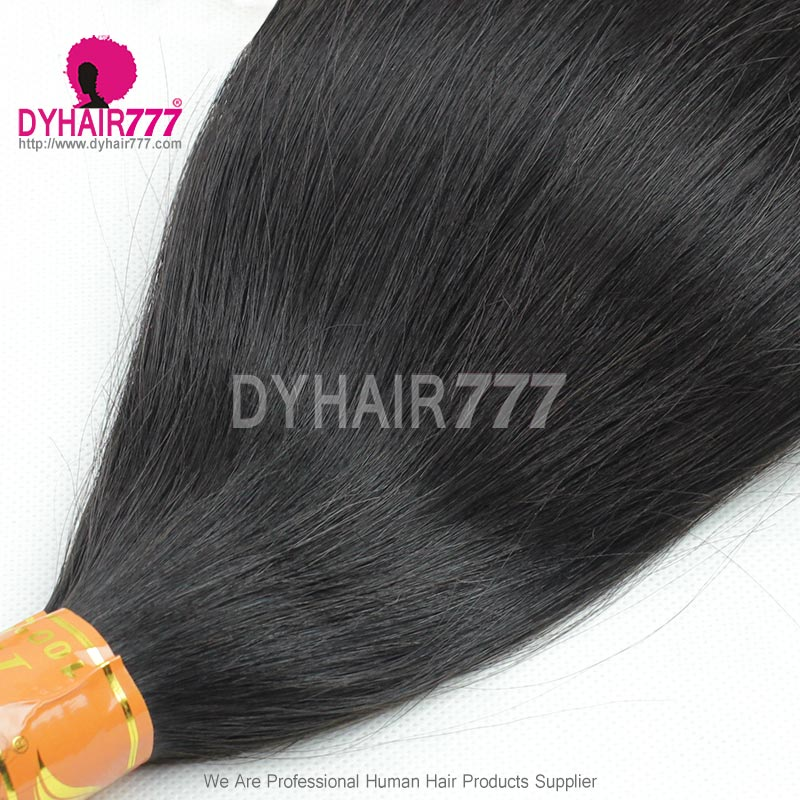 3 Or 4 Pcslot Bundle Deals Cheap Remy Indian Standard Hair Straight