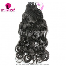 Royal Peruvian Virgin Hair Extension Natural Wave 1 Bundle Cheap Human Weaves