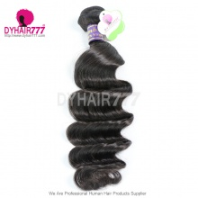 Unprocessed 1 Bundle Top Quality Cambodian Standard Virgin Hair Loose Wave