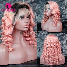 Full Lace Wig 150% Density Human Hair Customize Wig 7 Working Days Ready TPL18-F