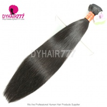Standard Burmese Virgin Hair Extension Straight Hair