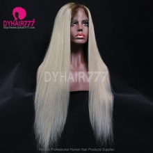 Lace Front Wig 180% Density Human Hair Customize Wig 7 Working Days Ready STGB42-L