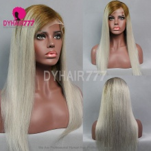 Full Lace Wig 130% Density Human Hair Customize Wig 5 Working Days Ready LBST48-F